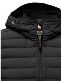 Parajumpers Juliet black ultralight hooded down jacket womens jackets buy online