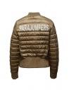Parajumpers Sharyl Reverso padded bomber PWJCKSX36 SHARYL REVERSO WHTCAP. buy online