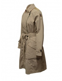 Parajumpers Nielsen trench impermeabile beige