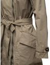 Parajumpers Nielsen beige waterproof trench coat PWJCKHT33 NIELSEN CAPPUCCINO buy online
