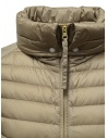 Parajumpers Ayame short thin down jacket in cappuccino color PWJCKHY32 AYAME CAPPUCCINO buy online