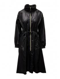 Parajumpers Leya long black raincoat online