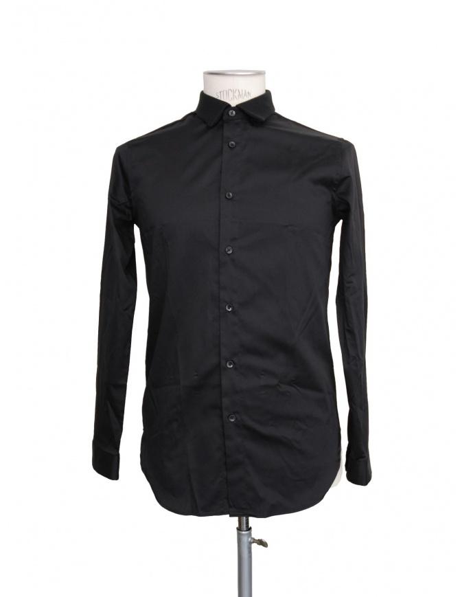 Cy Choi black long sleeve shirt CA27502ABKOO mens shirts online shopping