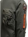 Parajumpers Sabre felpa verde con tasca frontale PMFLERE01 SABRE SYCAMORE acquista online