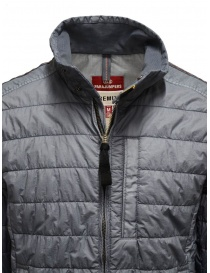 Parajumpers Leon thin ash blue down jacket mens jackets buy online