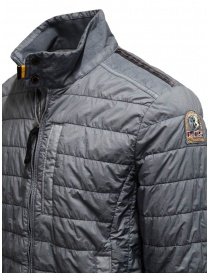 Parajumpers Leon thin ash blue down jacket mens jackets price