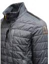 Parajumpers Leon thin ash blue down jacket price PMJCKRX02 LEON QUARRY shop online
