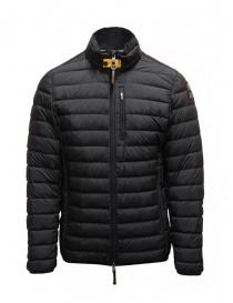 Parajumpers Ugo black super lightweight down jacket online