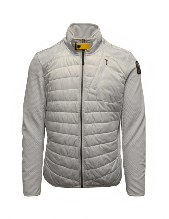Parajumpers Jayden ice white jacket PMJCKWU01 JAYDEN ICE mens jackets online shopping
