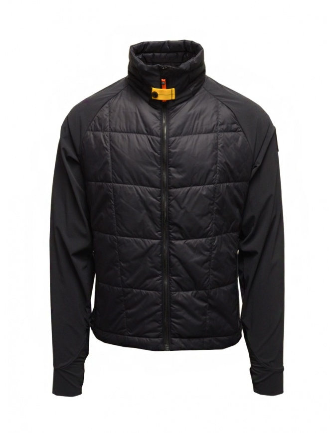 Parajumpers Specter black body warmer jacket PMFLEBW02 SPECTRE PHANTOM mens jackets online shopping