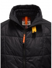 Parajumpers Specter black body warmer jacket mens jackets price