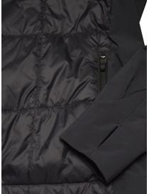 Parajumpers Specter black body warmer jacket buy online price