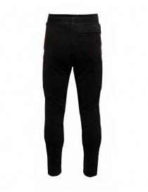 Parajumpers Collins black sweatpants