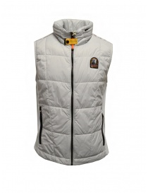 Parajumpers Goblin lightweight ice white padded vest online