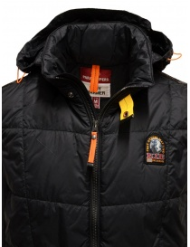 Parajumpers Goblin black padded vest mens jackets price