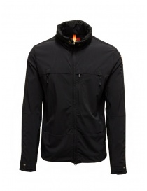 Parajumpers Kasuga black technical fabric jacket online