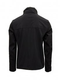 Parajumpers Kasuga black technical fabric jacket price