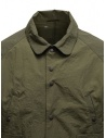 Descente swing coach giacca verde khaki DHURJC35U KHAKI prezzo
