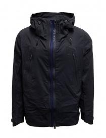 Descente Schematech blue hooded jacket online