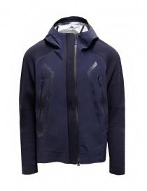 Giubbini uomo online: Descente giacca Fusionknit Streamline Carrier Blu