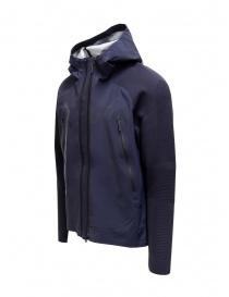 Descente giacca Fusionknit Streamline Carrier Blu