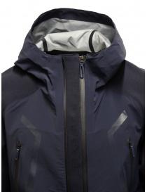 Descente Fusionknit Streamline Carrier Blue Jacket mens jackets buy online