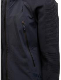 Descente Fusionknit Streamline Carrier Blue Jacket mens jackets price