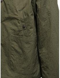Descente swing coach giacca verde khaki giubbini uomo acquista online