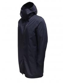Descente H2Off Drizzle DWR navy blue raincoat price