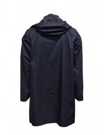 Descente H2Off Drizzle DWR navy blue raincoat mens jackets price