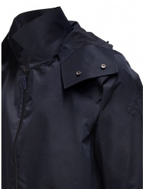 Descente H2Off Drizzle DWR navy blue raincoat buy online price