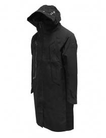 Descente Gore-Tex Pro X-Treme black raincoat price