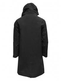 Descente Gore-Tex Pro X-Treme black raincoat mens jackets buy online