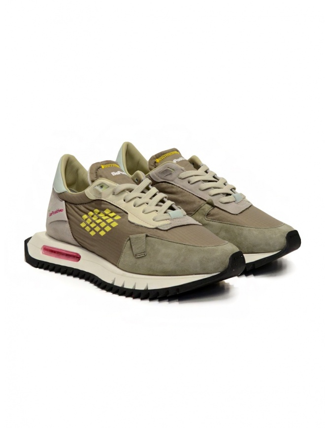 BePositive Space Run Khaki sneakers S1WOSPACE02/RIS/KHA calzature donna online shopping