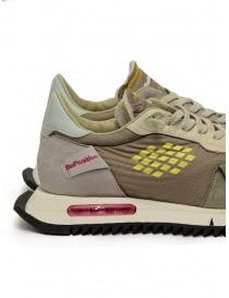 BePositive Space Run Khaki sneakers calzature donna acquista online