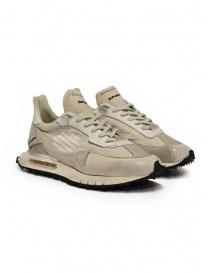 BePositive Space Race Stone beige sneakers S1RACE01/COT/STONE order online