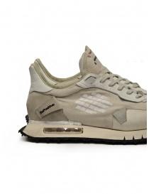 BePositive Space Race Stone beige sneakers mens shoes buy online