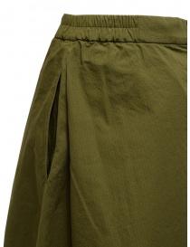 Cellar Door gonna Ambra a quadrettini color verde kaki gonne donna acquista online