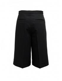 Cellar Door Ariel black bermuda shorts