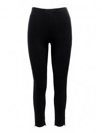 Pantaloni donna online: Cellar Door Gap leggings neri in cotone