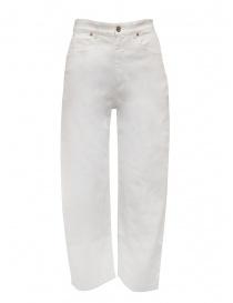 Avantgardenim jeans bianchi da donna online