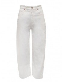 Avantgardenim white jeans for woman online