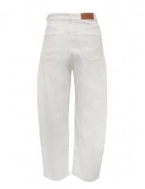 Avantgardenim jeans bianchi da donna
