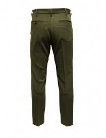 Cellar Door pantalone Kurt verde oliva