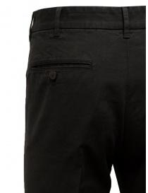Cellar Door pantalone Kurt in cotone nero prezzo