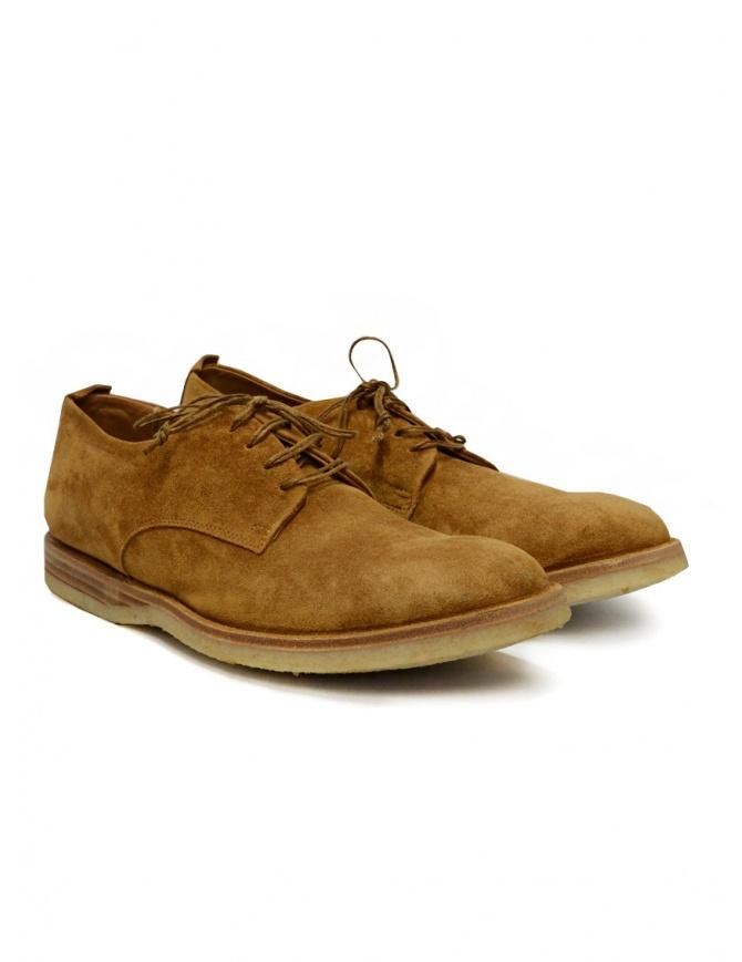 Shoto Sensory Rhum scarpe stringate scamosciate 7610 SENSORY RHUM calzature uomo online shopping