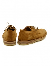 Shoto Sensory Rhum suede lace-up shoes price