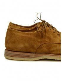 Shoto Sensory Rhum suede lace-up shoes mens shoes buy online