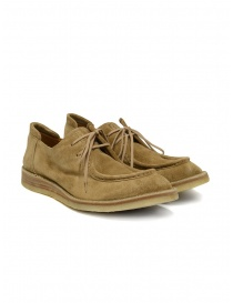 Shoto Sensory Alce suede moccasin with laces online