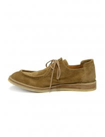 Shoto Sensory Alce suede moccasin with laces